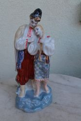 Porcelianine statulele Geguzes naktis. Kaina 21 Eur.