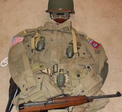 82nd Airborne Normandy Drop: