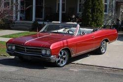 35.1966 Buick Skylark Convertible