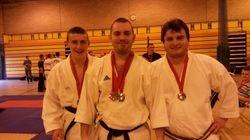 IJR take medals!