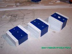 Building the Drydock Lighting Panels - 2