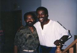 1988 - with Mr Postman Gorman Dillon
