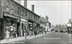 Old Hill.1950s.