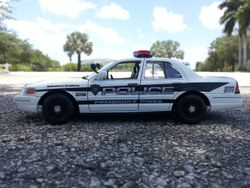 Pembroke Pines Police Department, Florida (New Graphics)