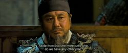 Choi Min Sik as Yi Sun Shin