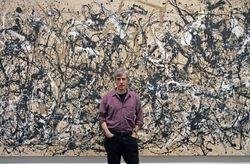 Pollock, Autumn Rhythm, Met