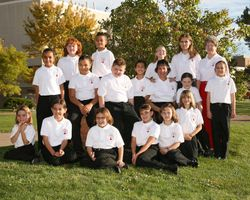 Apprentice Choir 2005 - 2006
