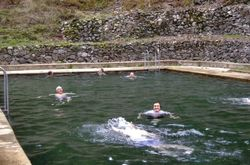 2004 The Yarrangobilly thermal pool