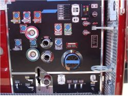 Pump Panel Completed