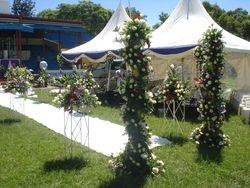 Garden wedding in Nakuru
