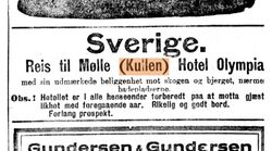 Hotell Olympia 1917