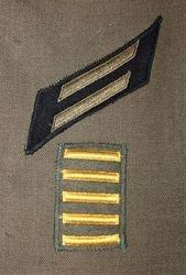 Tank Destroyer Staff Sgt. Dress: