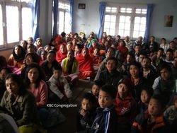 KBC congregation- 2011