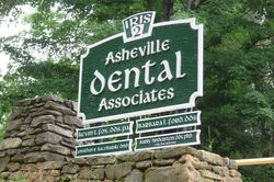 Professional Dental Office Sign