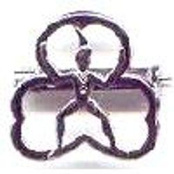 1967 Brownie Promise Badge