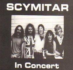 Scymitar (Arsenal)  Message of Love 1984