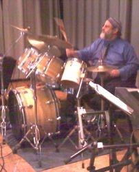Matt Cantor with Ruby Harris 02/14/2010