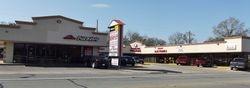 Pizza Hut & Strip Center