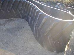 "Camoplast 3500 Series, R.H. 36"" Belt"