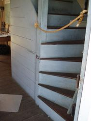 Hillsman House Stairway - 1