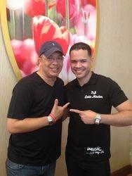 DLM & Issac Delgado