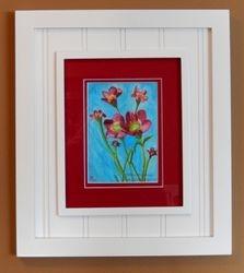 Dusty Bloom, 7x4, $125