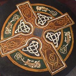 Celtic Targe