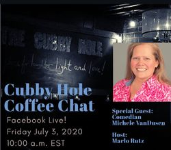 The Cubby Hole with Marlo Rutz