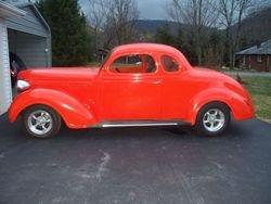 8. 38 Chrysler 2 door coupe
