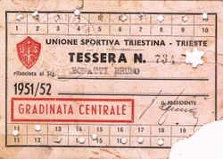 Membership 1951/52
