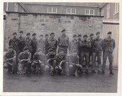 Recce Troop 1978