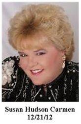 Susan Hudson Carman, 12/21/2012