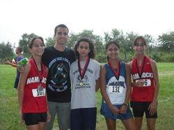 Middle School Cross Country Meet 2009