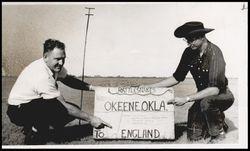 1960 Okeene Rattlesnake Hunt