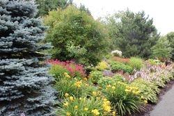 Botanical gardens in Rouyn-Noranda