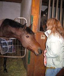 New mom @ New Vocations
