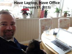Have Laptop, Have Office (January 27, 2015)