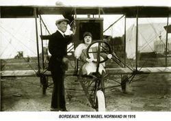 03 Mabel at the Wheel