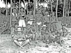 C Troop R&R Borneo 1962