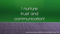 Trust and Communication
