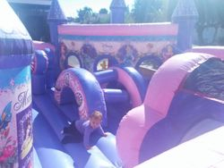 Princess Obstacle course