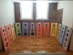 Beantown Cornhole Tournament Boards
