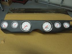 Custom Dash Built By Us