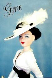 """Gene"" doll--hat"