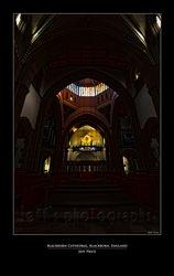 Blackburn Cathedral, Blackburn, England