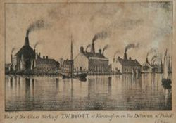 Dyottville Glass Works