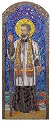 St Francis Xavier Mosaic