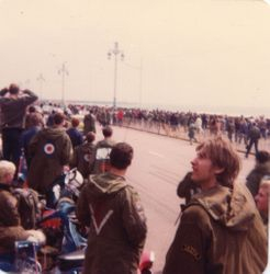 Brighton 1980, things kicking-off