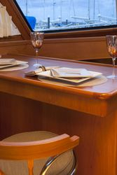 TABLEWARE & UPHOLSTERED STOOLS