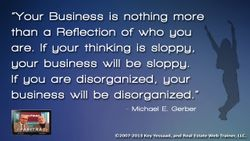 Your Business is a Reflection of you!